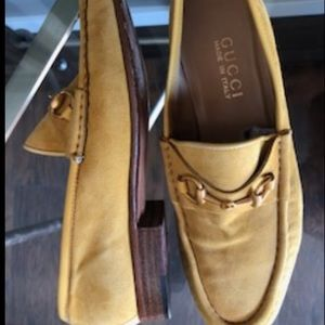 gucci horsebut loafers